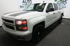 2015_Chevrolet_Silverado 1500_Black 25k LT rear wheel drive automatic_ Houston TX