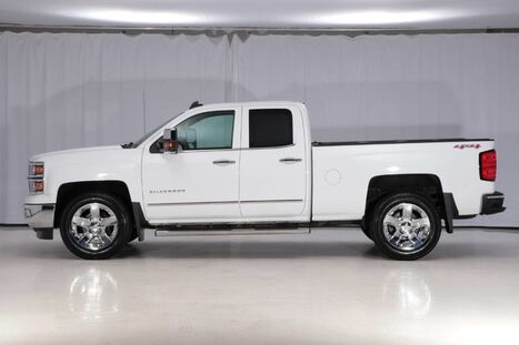 2015 Chevrolet Silverado 1500 Double Cab 4WD LTZ SUPERCHARGED West Chester PA