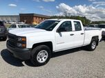 2015 Chevrolet Silverado 1500 Double Cab 4x4 w/ Bed Cover Work Truck