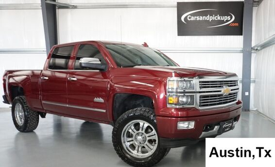 2015 Chevrolet Silverado 1500 High Country Dallas TX