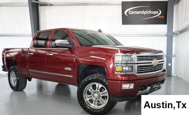 2015 Chevrolet Silverado 1500 High Country Dallas TX