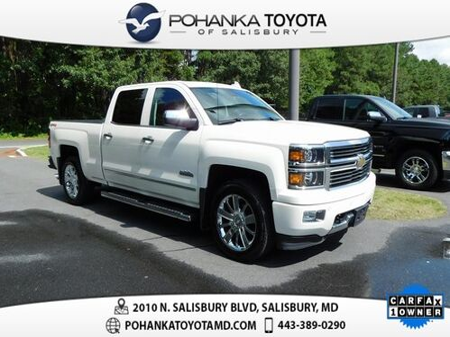 2015_Chevrolet_Silverado 1500_High Country_ Salisbury MD