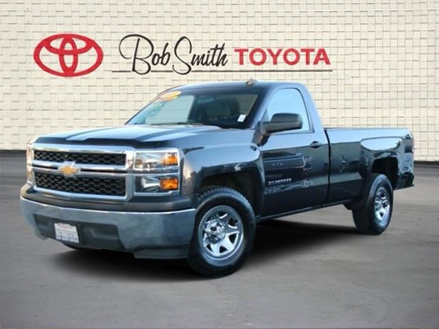 2015 Chevrolet Silverado 1500 LS 4x2 Regular Cab 8 ft. box 133 in. WB La Crescenta CA