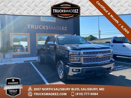 2015_Chevrolet_Silverado 1500_LT ** Certified 6 Month / 6,000  **_ Salisbury MD
