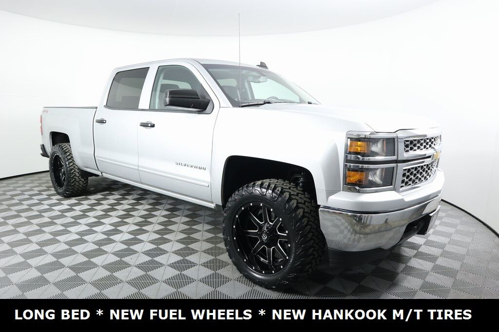 2015 Chevrolet Silverado 1500 LT Bountiful UT