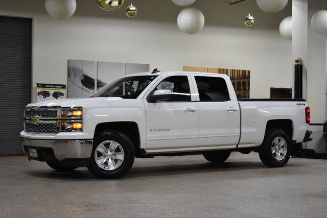 2015 Chevrolet Silverado 1500 LT Boston MA