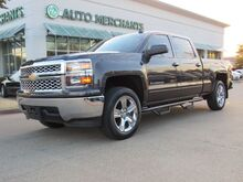 2015_Chevrolet_Silverado 1500_LT Crew Cab 2WD BLUETOOTH CONNECTION, NAVIGATION, SAT RADIO, SMART DEVICE INTEGRATION_ Plano TX