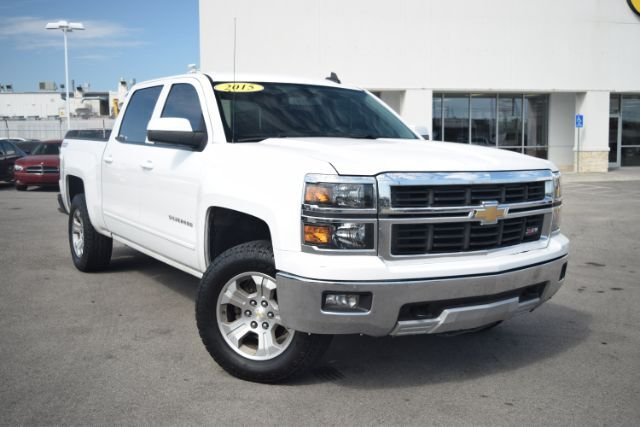 2015 chevrolet silverado 1500 lt crew cab 4wd tulsa ok for Coast to coast motors tulsa inventory