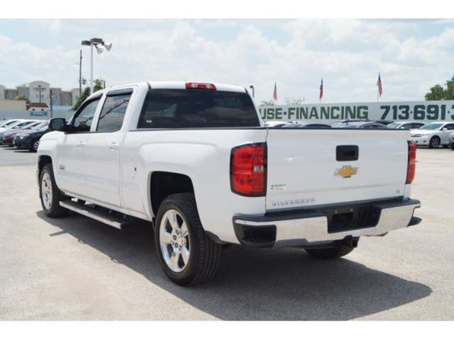 2015 Chevrolet Silverado 1500 LT Crew Cab Long Box 2WD Houston TX
