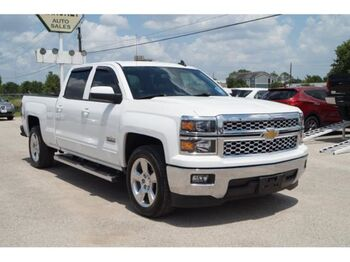 Chevrolet Silverado 1500 LT Crew Cab Long Box 2WD 2015