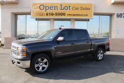 2015_Chevrolet_Silverado 1500_LT Crew Cab Long Box 2WD_ Las Vegas NV