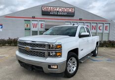 2015_Chevrolet_Silverado 1500_LT Double Cab 2WD_ Houston TX