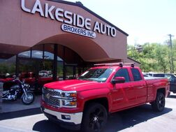 2015_Chevrolet_Silverado 1500_LT Double Cab 4WD_ Colorado Springs CO