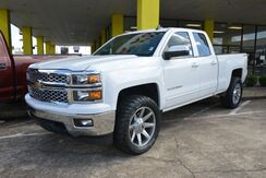 2015_Chevrolet_Silverado 1500_LT Double Cab 4WD_ Houston TX