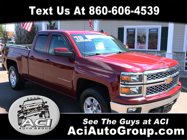 2015 Chevrolet Silverado 1500 LT East Windsor CT