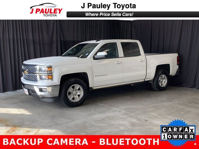 2015 Chevrolet Silverado 1500 LT Fort Smith AR