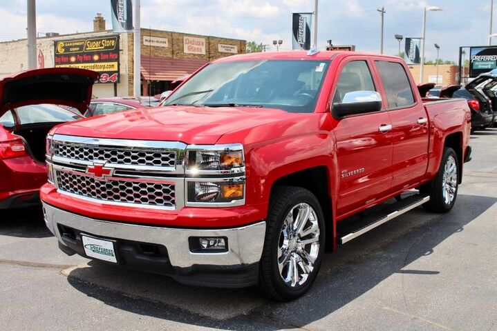 2015 Chevrolet Silverado 1500 LT Fort Wayne Auburn and Kendallville IN