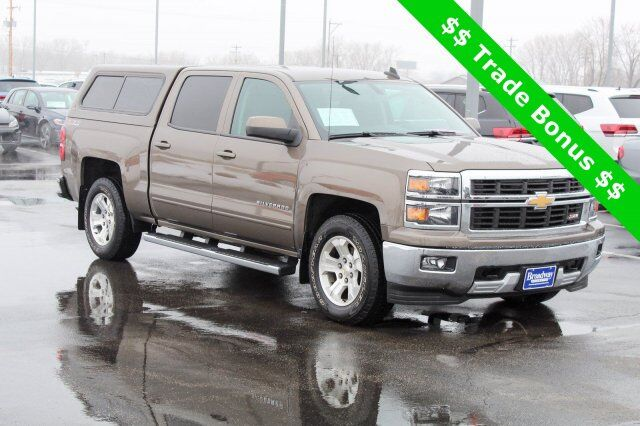 2015 Chevrolet Silverado 1500 LT Green Bay WI