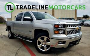 2015_Chevrolet_Silverado 1500_LT LEATHER, NAVIGATION, REAR VIEW CAMERA, AND MUCH MORE!!!_ CARROLLTON TX