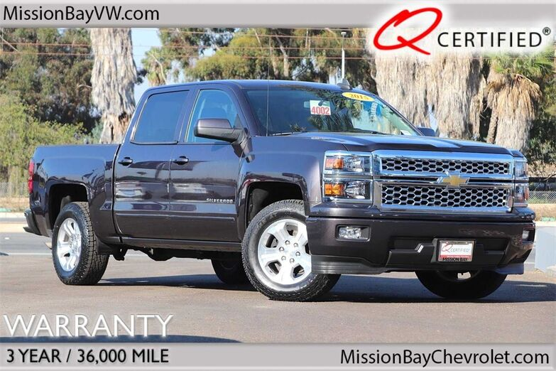 2015 Chevrolet Silverado 1500 LT LT1 San Diego CA