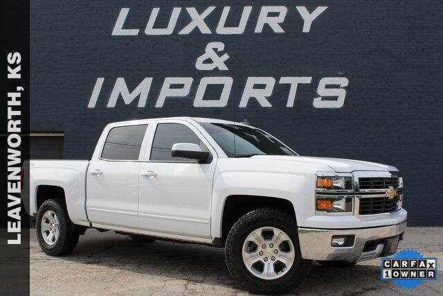 2015 Chevrolet Silverado 1500 LT Leavenworth KS