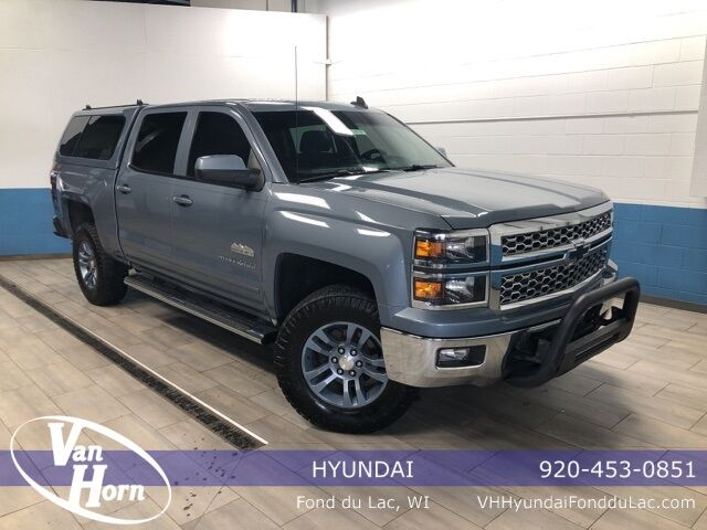 2015 Chevrolet Silverado 1500 LT Milwaukee WI