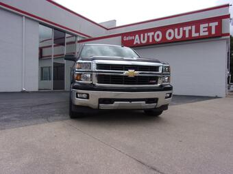 2015_Chevrolet_Silverado 1500_LT_ Richmond KY