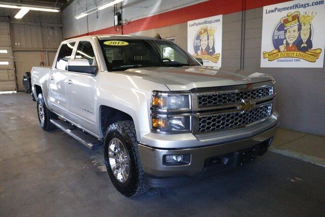 2015 Chevrolet Silverado 1500 LT Winter Haven FL