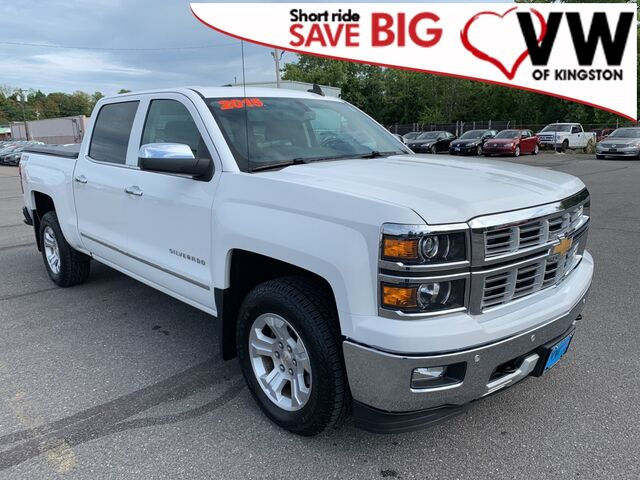 2015 Chevrolet Silverado 1500 LTZ 1LZ Kingston NY