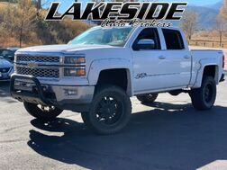 2015_Chevrolet_Silverado 1500_LTZ Crew Cab 4WD_ Colorado Springs CO