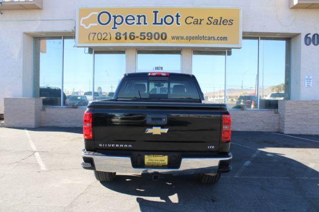 2015 Chevrolet Silverado 1500 LTZ Crew Cab 4WD Las Vegas NV