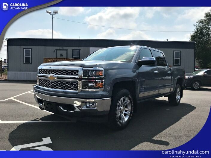 2015 Chevrolet Silverado 1500 LTZ High Point NC