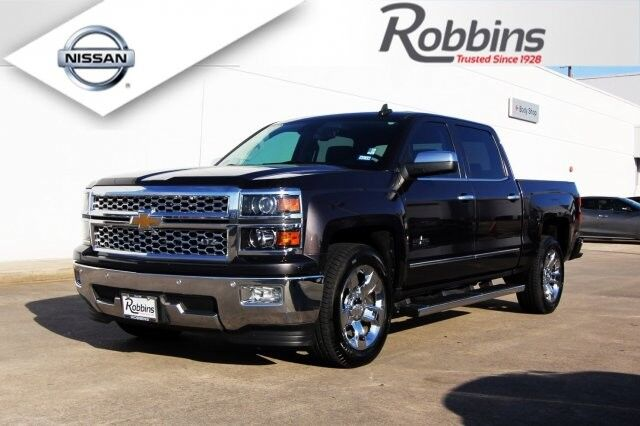 2015 Chevrolet Silverado 1500 LTZ Houston TX