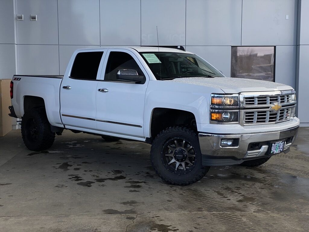 2015 Chevrolet Silverado 1500 LTZ Milwaukie OR