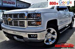 2015_Chevrolet_Silverado 1500_LTZ_ Saint Augustine FL