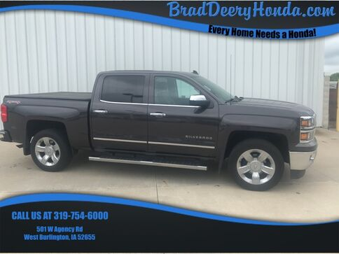 2015_Chevrolet_Silverado 1500_LTZ_ West Burlington IA