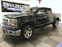 2015_Chevrolet_Silverado 1500_LTZ, Z-71, 4x4, Nav, Heated/Cooled Seats, Driver Alert Pkg_ Houston TX