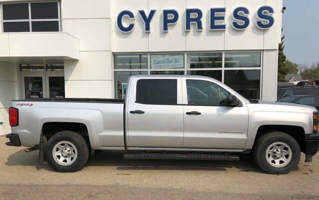 2015 Chevrolet Silverado 1500 Work Truck - New Tires, Accident Free