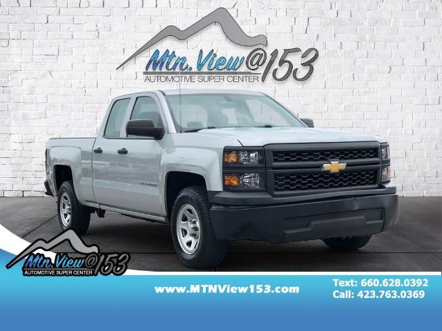 2015 Chevrolet Silverado 1500 Work Truck Chattanooga TN