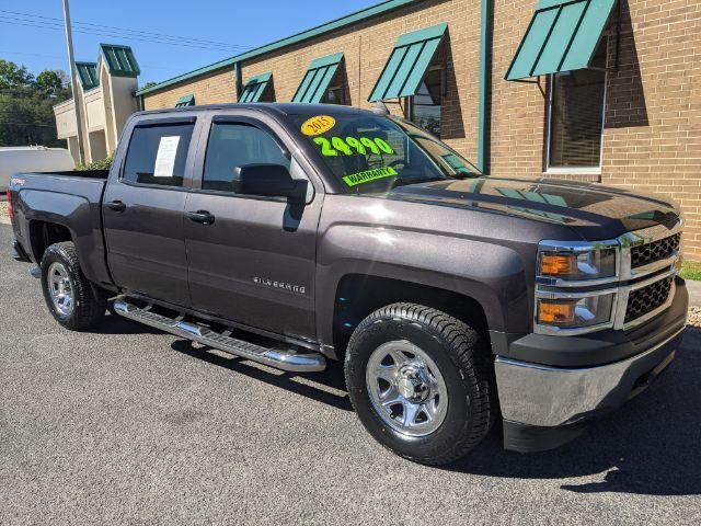 2015 Chevrolet Silverado 1500 Work Truck Crew Cab 4WD Knoxville TN