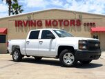 2015 Chevrolet Silverado 1500 Work Truck Crew Cab Long Box 4WD