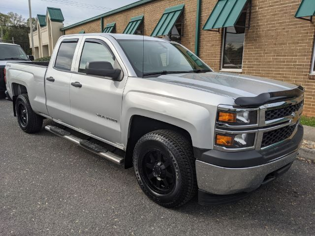 2015 Chevrolet Silverado 1500 Work Truck Double Cab 4WD Knoxville TN