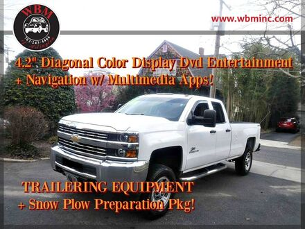 2015_Chevrolet_Silverado 2500_4WD Double Cab W/T_ Arlington VA