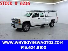 2015_Chevrolet_Silverado 2500HD_~ 4x4 ~ Double Cab ~ Only 81K Miles!_ Rocklin CA