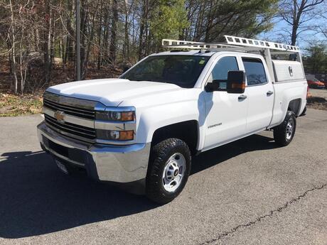2015 Chevrolet Silverado 2500HD 4WD Crew Cab 153.7 Work Truck Pembroke MA