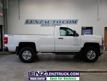 Chevrolet Silverado 2500HD 4x4 Regular Cab Work Truck 2015