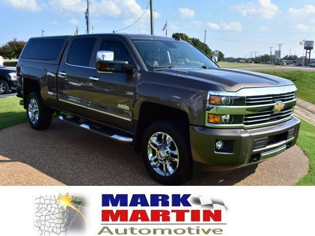 2015 Chevrolet Silverado 2500HD Built After Aug 14 High Country Batesville AR