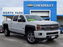 2015 Chevrolet Silverado 2500HD Built After Aug 14 High Country San Antonio TX