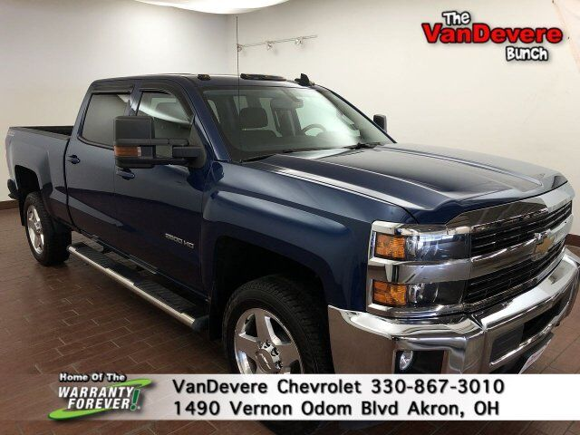 2015 Chevrolet Silverado 2500HD Built After Aug 14 LT Akron OH