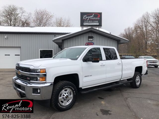 2015 Chevrolet Silverado 2500HD Built After Aug 14 LT Middlebury IN